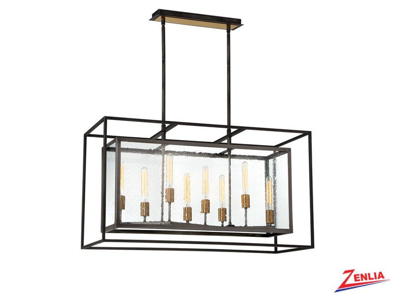 Affil 8 Light Chandelier