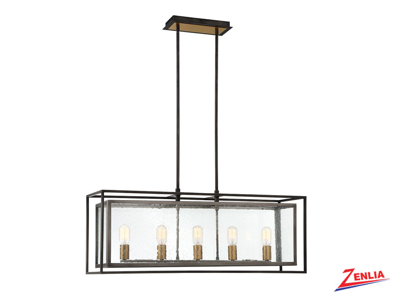 Affil 5 Light Chandelier