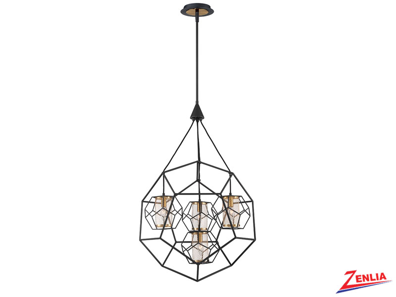 Betti 4 Light Chandelier