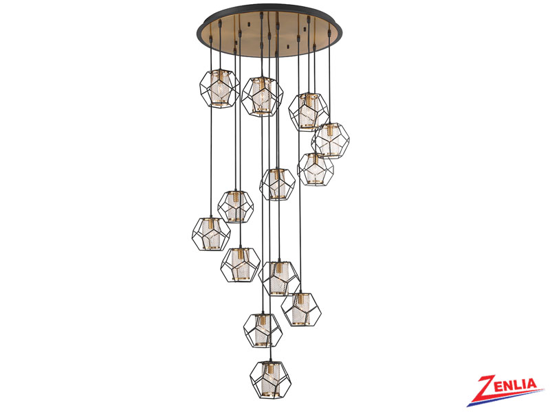 Betti 13 Light Chandelier