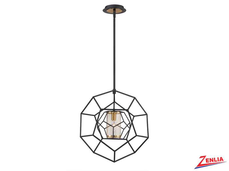Betti 1 Light Pendant