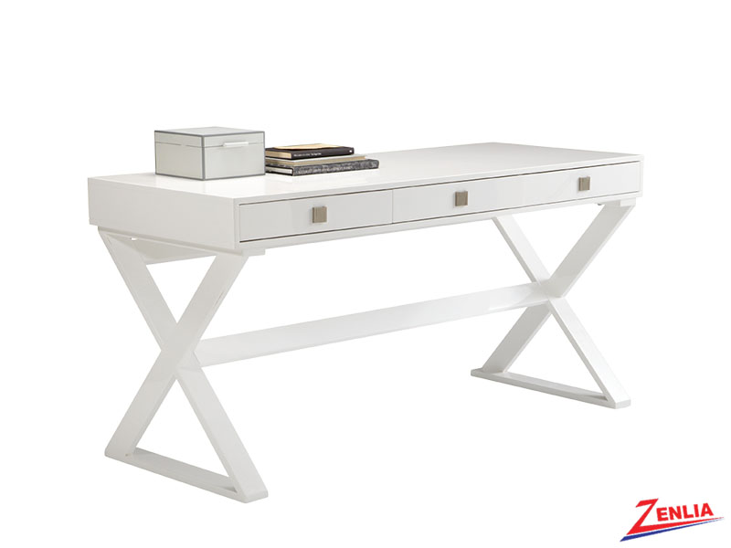 Emi White Desk