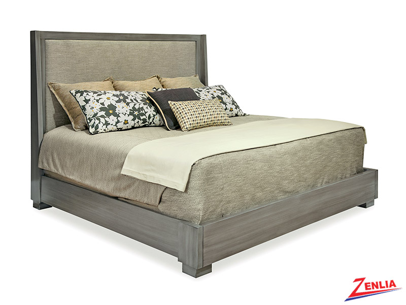 Simpli Upholstered Bed