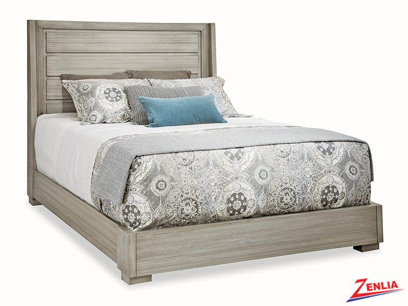 Simpli Wood Panel Bed