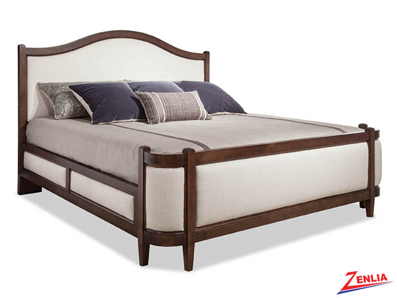 Promin Grand Upholstered Bed