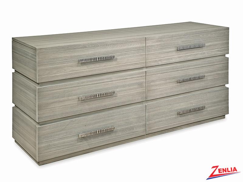 Simpli Six Drawer Dresser
