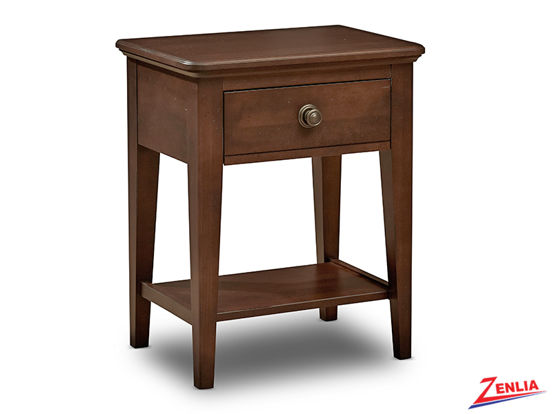 Mill One Drawer Night Stand