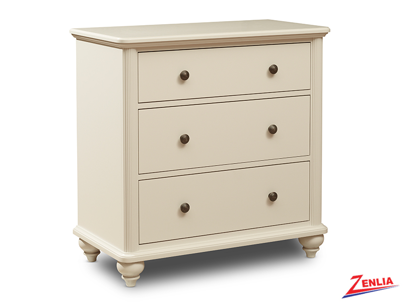 South Three Drawers Single Dresser