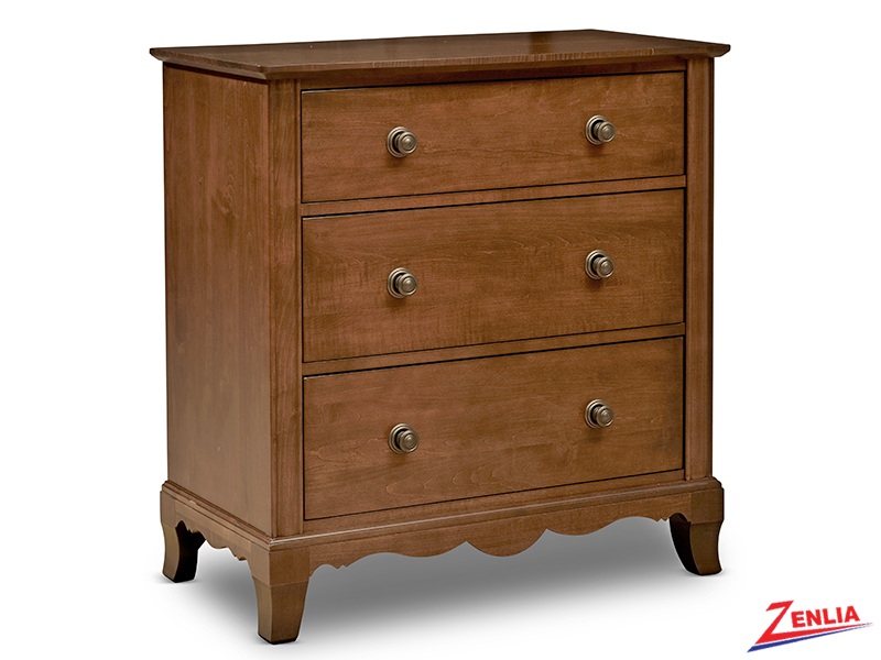 Montel Three Drawers Dresser