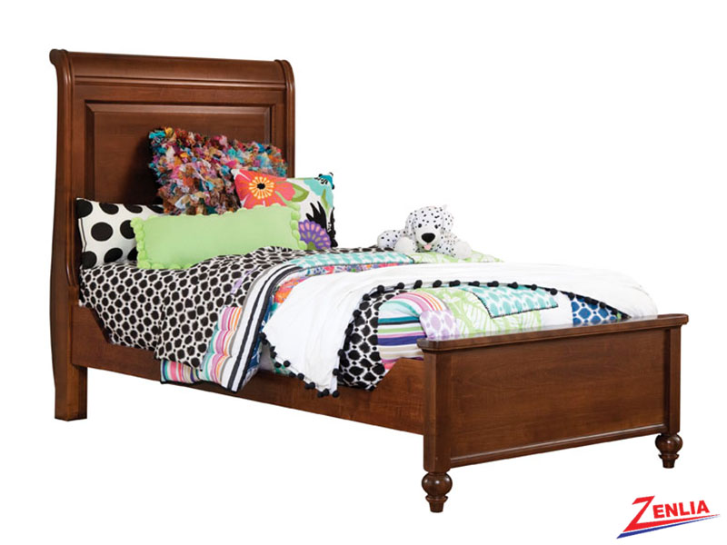 Montel Panel Bed