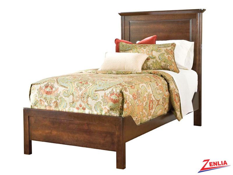 Montgo Panel Bed