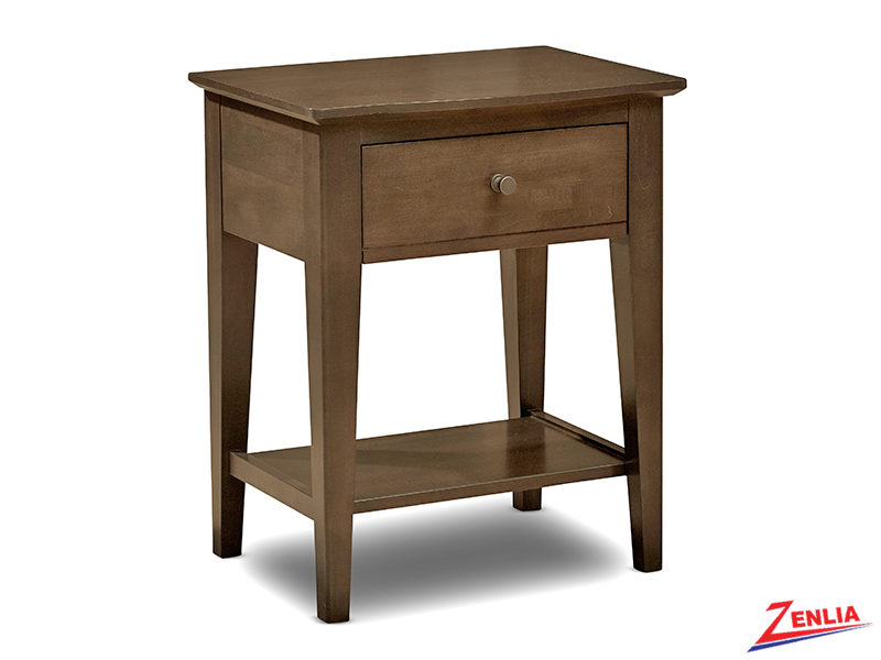 Montgo One Drawer Night Stand