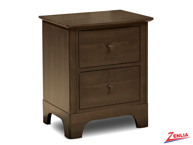 Montgo Two Drawers Night Stand