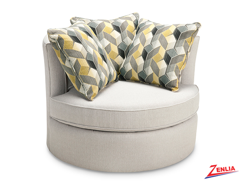 Style 373 Swivel Accent Chair