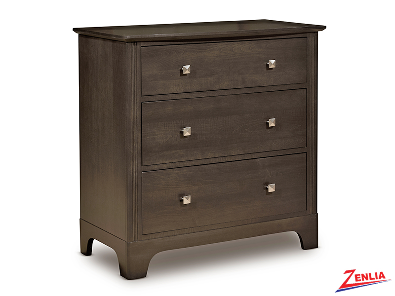 Montgo Three Drawers Dresser