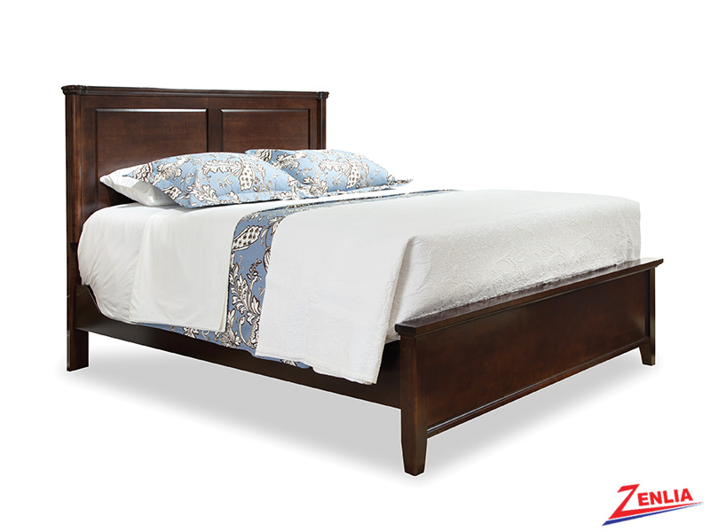 High Panel Bed