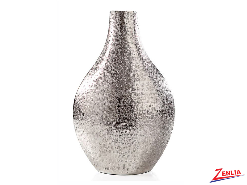 Tib Silver Bottle Vase