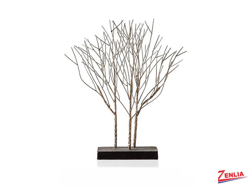 Gram Metal Small Tree Sculpture