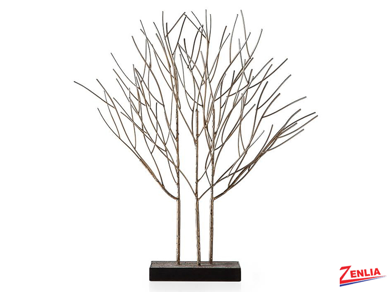 Gram Metal Tree Sculpture