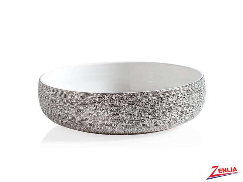 Brav Silver Spun Textured 10