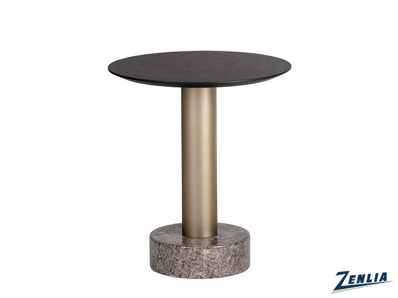 Mon Gold End Table