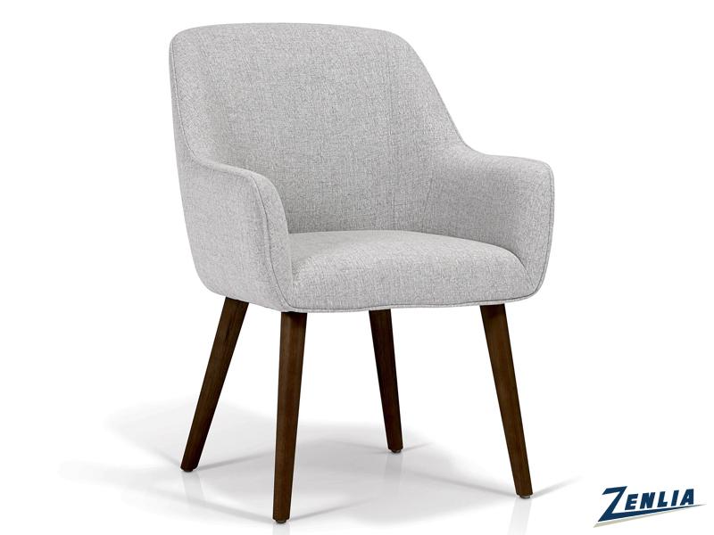 Raz Espresso Leg Tub Chair