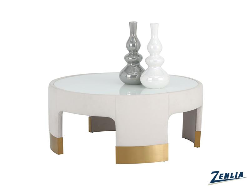 Kat Cream Coffee Table