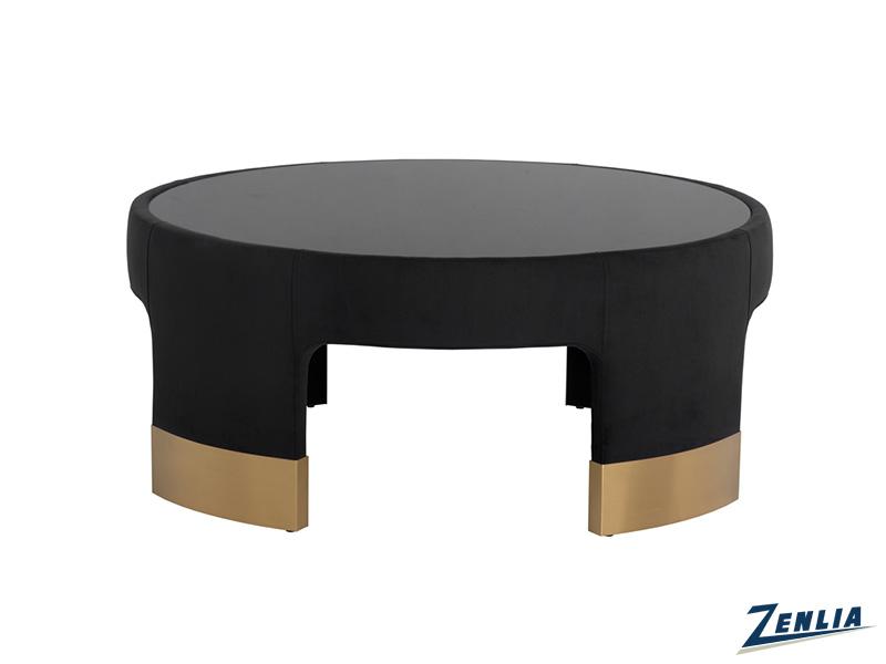 Kat Black Coffee Table