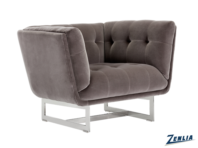 Centen Grey Armchair