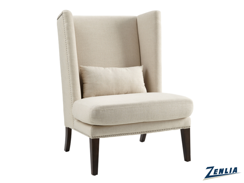 Mali Wing Chair Linen