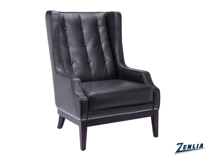 Biblio Black Chair