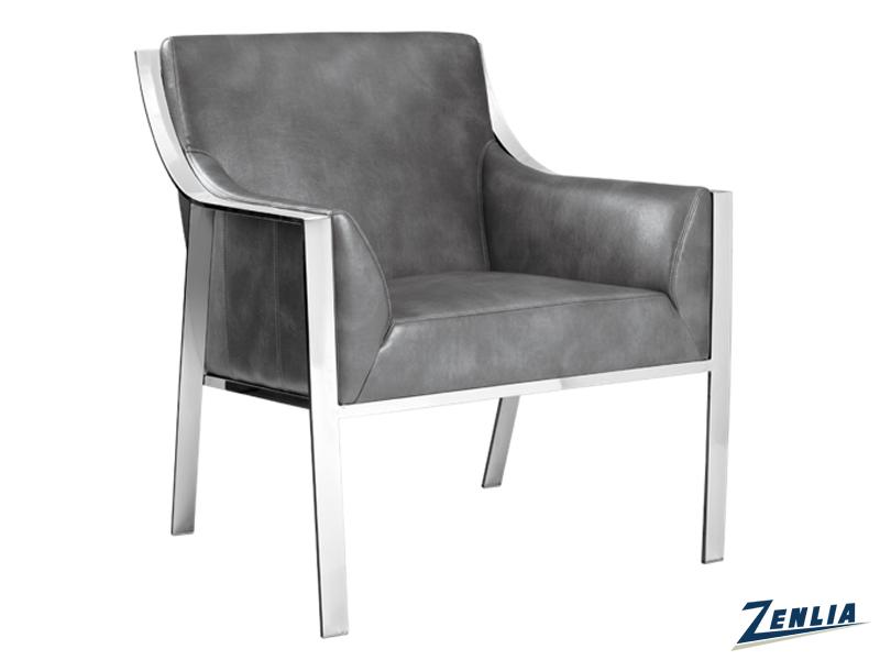 Hyd Armchair Grey