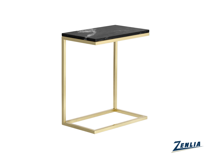 Ame Black End Table