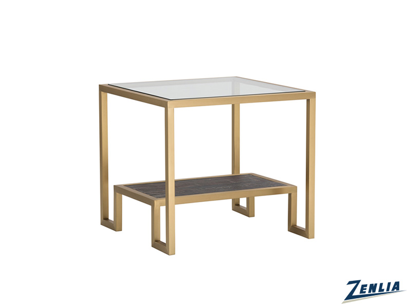 Carv Side Table