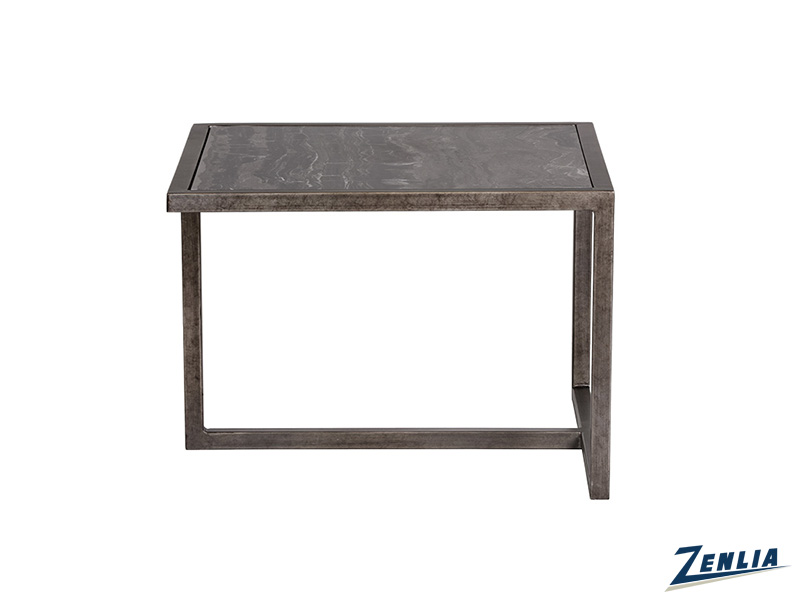 Hans Marble End Table