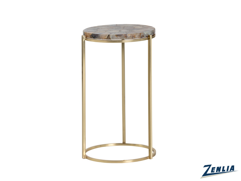 Till Gold End Table