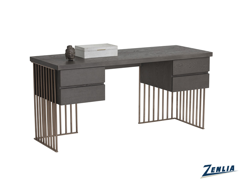 Daph White Desk