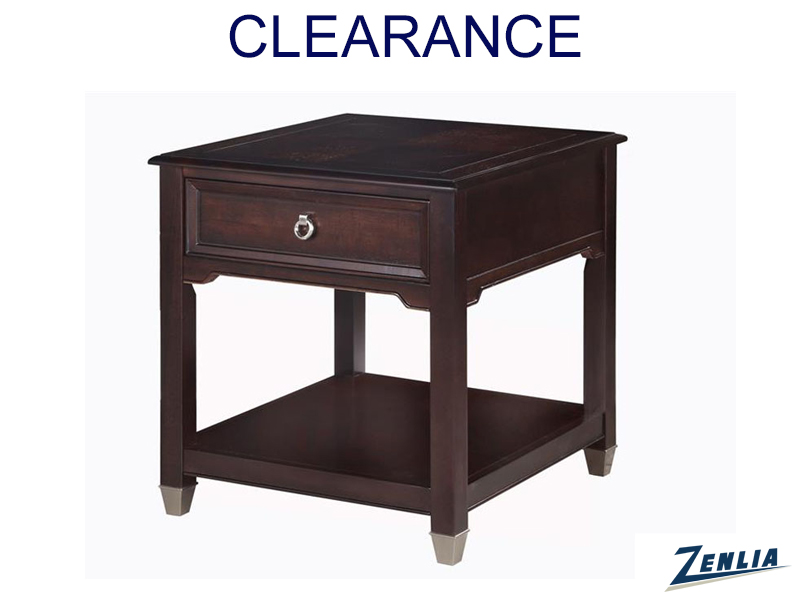 Dari End Table On Clearance