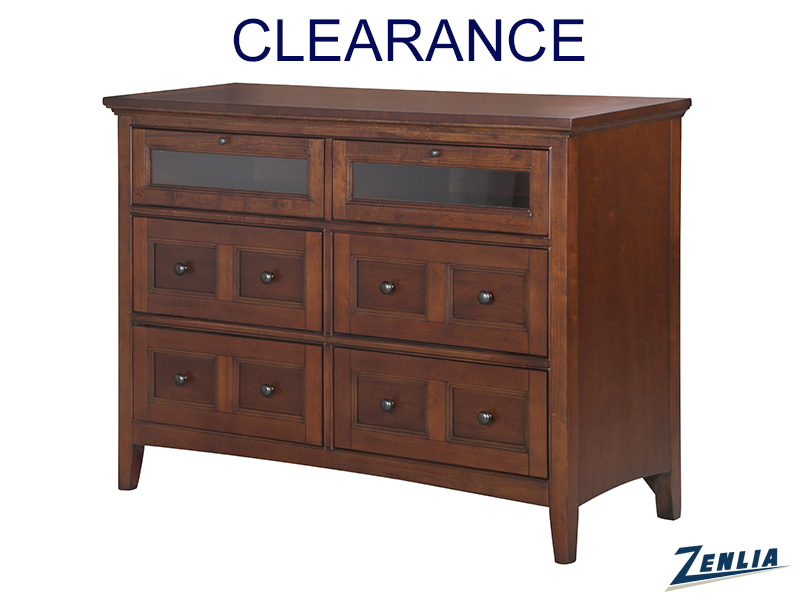 1398 Media Chest On Clearance
