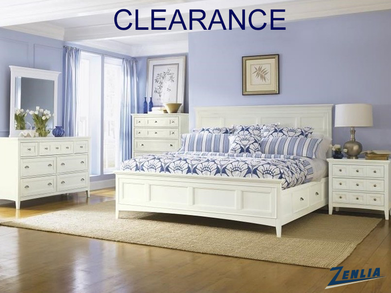 1475 Bedroom Collection On Clearance