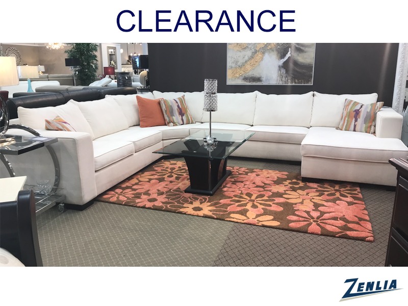 Sophi Sectional On Clearance