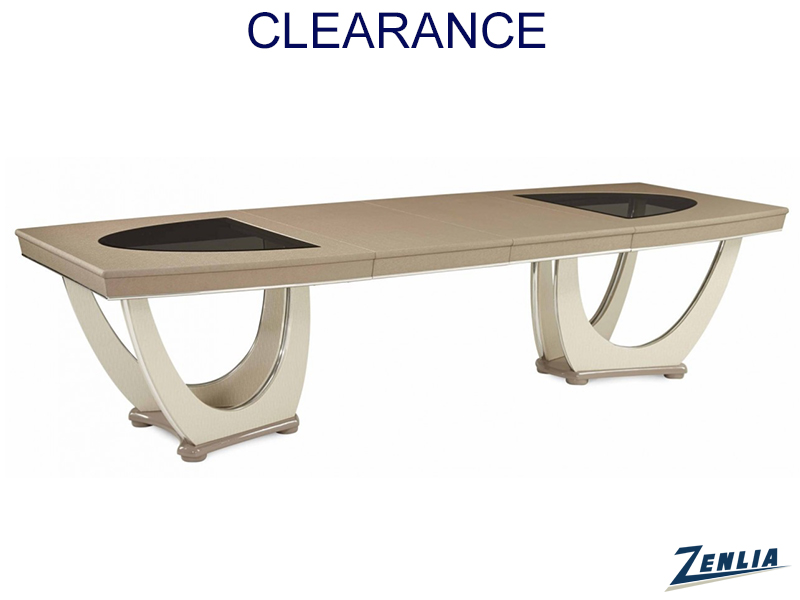 Overt Dining Table On Clearance