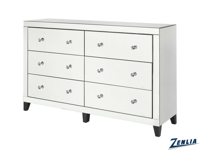Large 6 Drawer Dresser