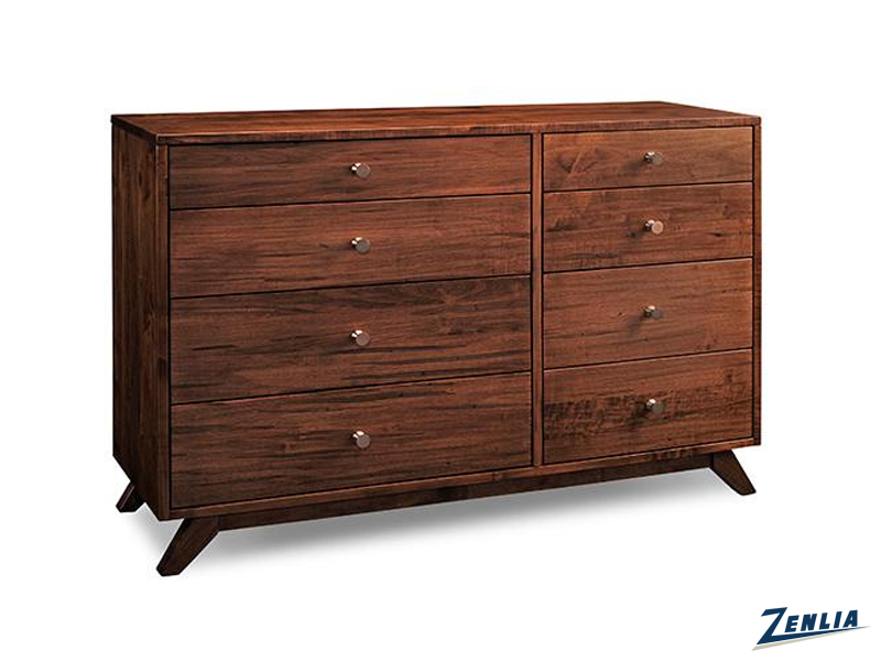 Tribe 8 Drawer Dresser
