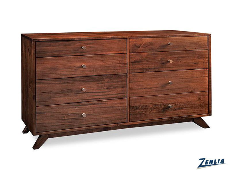 Tribe 8 Drawer Long Dresser