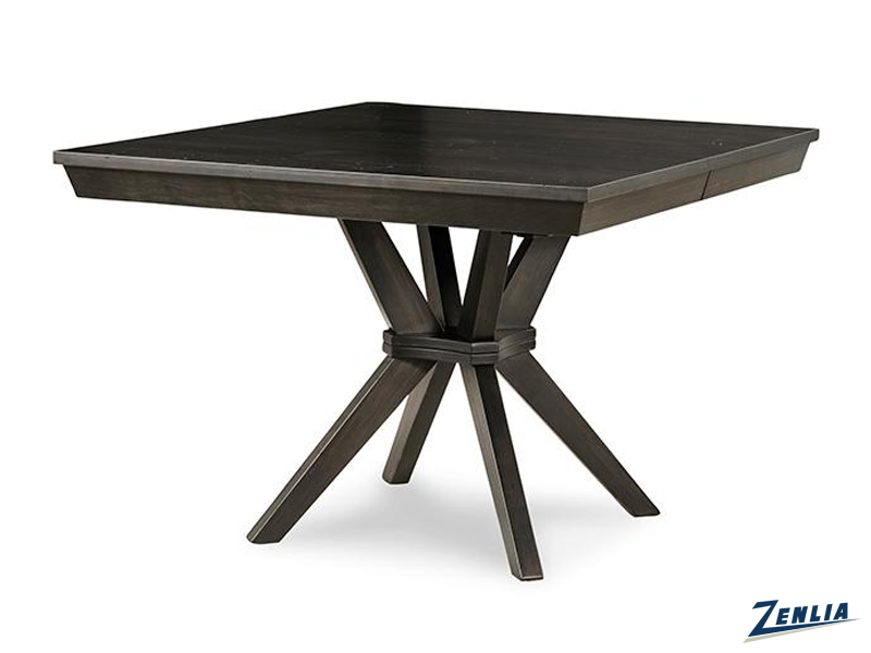 Tribe Single Pedestal Table