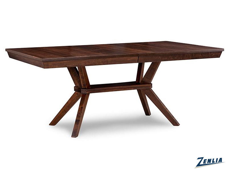 Tribe Pedestal Dining Table