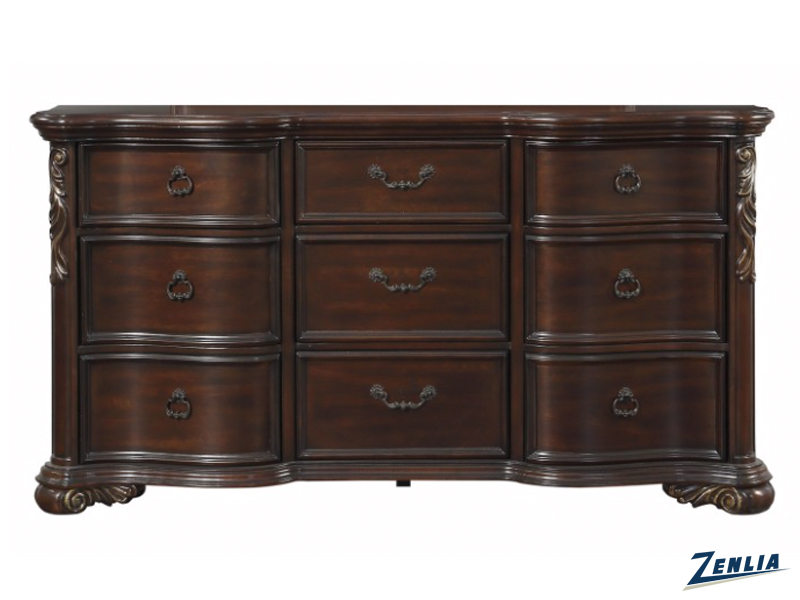 Royal Nine Drawer Dresser