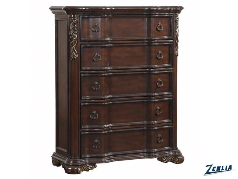 Royal 5 Drawer Chest