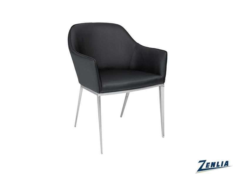 Stan Armchair In Black